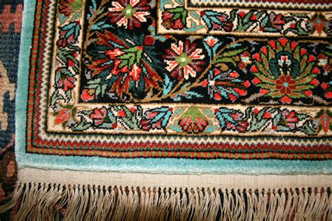 What Is A Viscose Rug by Silk Persian Rugs