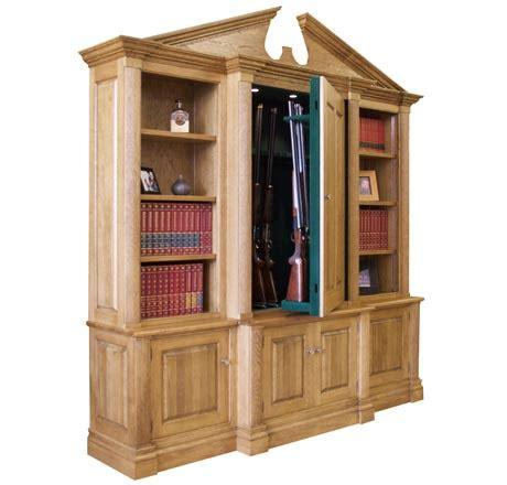 hidden gun cabinets plans  woodworking