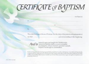 Free Editable Baptism Certificate Template by 9 Best Images Of Religious Certificate Templates