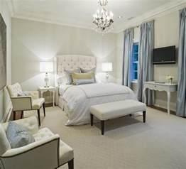 velvet tufted headboard contemporary bedroom