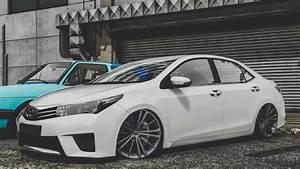 Gta 5 2015 Toyota Corolla Mod