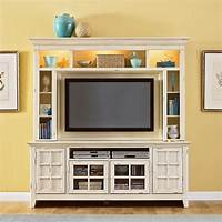 flat screen entertainment center Liberty Furniture New Generation White Mountable Flat ...