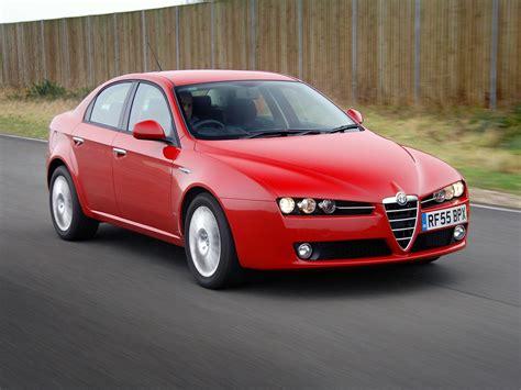 Alfa Romeo 159 Specs  2005, 2006, 2007, 2008, 2009, 2010