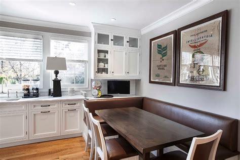 kitchen booth designs landhausk 252 chen modern ideen ideen top 2325
