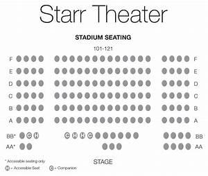 Walton Arts Center Theater Seating Chart Walton Arts Center Theater Seating Chart Www