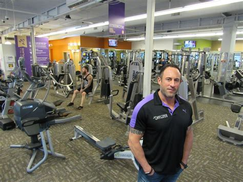 pizza hut cottage grove wi andy gundlach grows anytime fitness franchises with