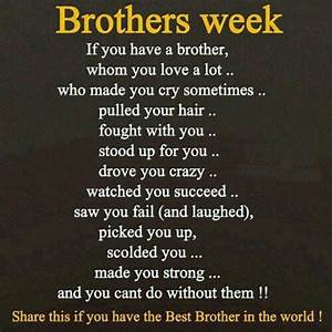 Sister Encouragement Poems | brothers | For te Soul ...