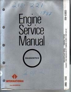 Find International 9200 9300 9400 Truck Service Manual