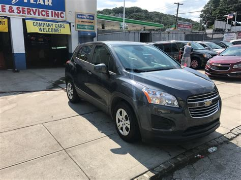 cheap swag ls for sale used 2016 chevrolet trax ls suv 12 490 00
