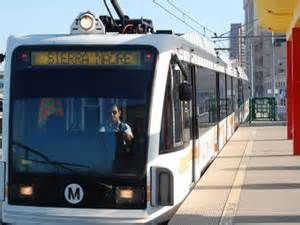 power outage disrupts metro gold  service  south