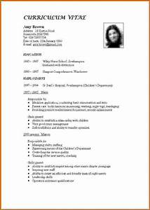 13 how to make cv for teaching job lease template With how to make a curriculum vitae