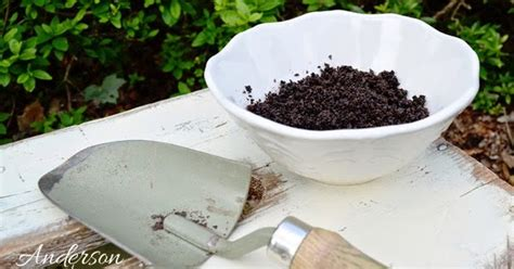 Coffee grounds can be especially beneficial to houseplants when used as a mulch, pesticide, compost, or fertilizer. How to Use Coffee Grounds as Garden Fertilizer | ANDERSON+GRANT