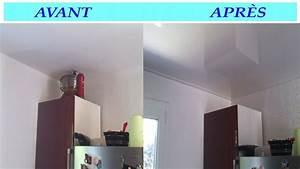 Peindre Dalle Plafond Polystyrene #4 Renovation Plafond