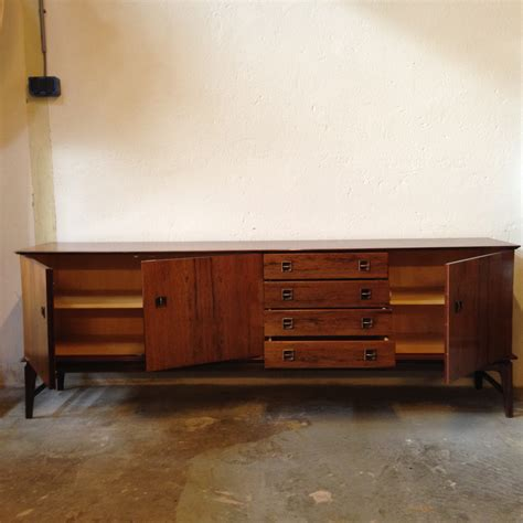 Rosewood Sideboard by Rosewood Sideboard Objects Toinc