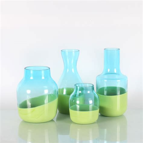 Flower Vases For Sale by Light Blue Glass Flower Vases Beautiful Vases For Sale