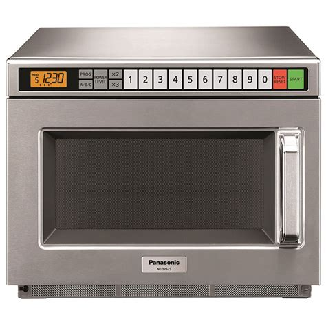 If there is h98 on the display, not unlikely, the magnetron, control panel or inverter is down. How Do You Program A Panasonic Microwave - Panasonic Family Size 2 2cuft Countertop Microwave ...