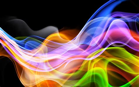Abstract Wallpaper Cool Pictures by Wallpapers Colorful Smoke Wallpapers