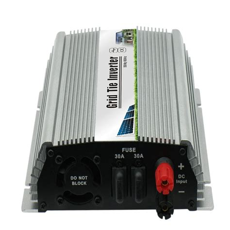 y h 600w grid tie inverter sine wave output dc to ac