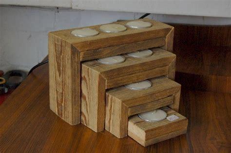 Kerzenständer Groß Holz by Kunsthandwerk Kunst Deko Bilderrahmen Bilder