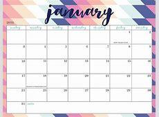 FREE PRINTABLE 2016 CALENDARS Oh So Lovely Blog