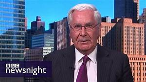 Lord Mervyn King: 'I'm not terribly impressed' by Brexit ...
