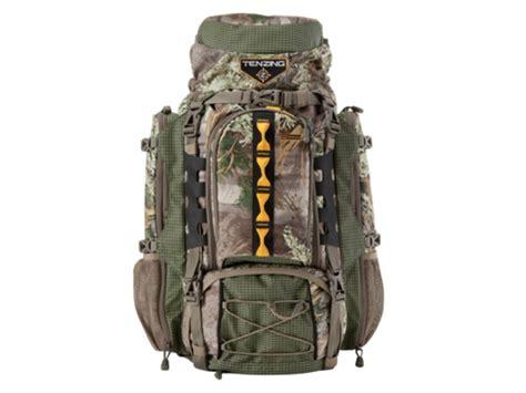 tenzing tz  backpack nylon ripstop realtree max
