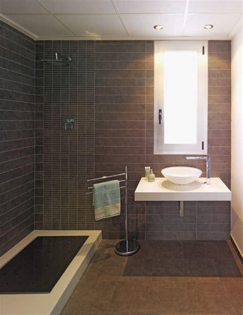 Badezimmer Modern Braun by Modern Brown Bathroom Modern Bathrooms Lonny