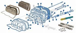 Type 1 Beetle Engine Diagram