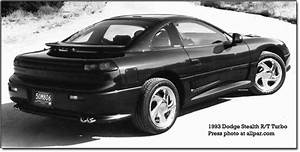 Download Dodge Stealth 1994 Volume 2 Wiring Diagram