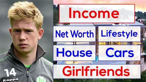 kevin De Bruyne Income, House, Cars, Luxurious Lifestyle ...