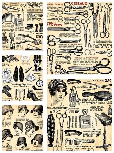 Vintage Hairdresser Art