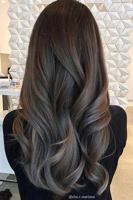 Great Hair Color For Brunettes by Cool Hair Colors Southern Living