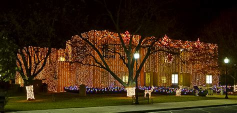 Branson Trail Of Lights. Trail Of Lights At Shepherd Of