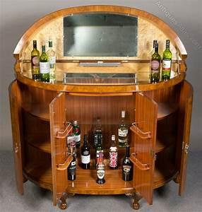 Superb Large Cocktail Cabinet