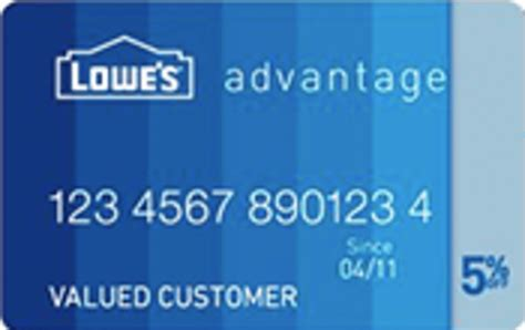 Maybe you would like to learn more about one of these? Lowe's Advantage Credit Card Review: Is It Worth Applying ...