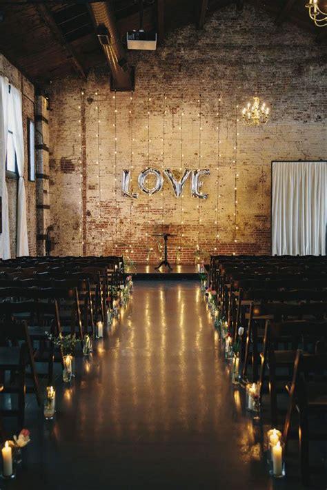 como decorar una boda estilo industrial tendencias