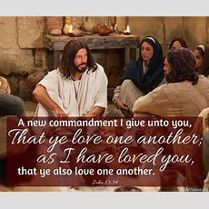 John 1334  Lds Scripture Of The Day