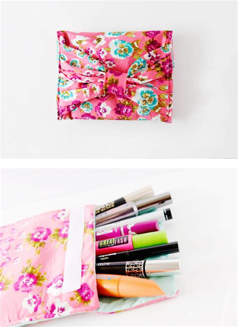 Buy + Diy Best Mascara Brands + Sampler Bow Pouch See