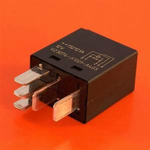Automotive Micro Relay 12v 25 Amp 5 Pin Changeover By Tyco