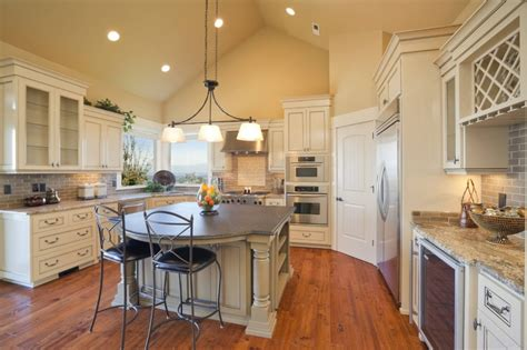 vaulted kitchen ceiling lighting lighting for vaulted ceilings with contemporary recessed 6754