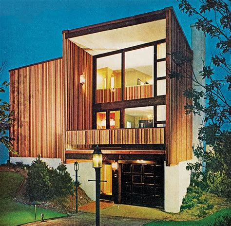 Check Out Chatelaine's 1967 Expo House And The Boy Who