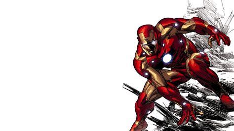 Iron Man Marvel Comics Wallpaper  1920x1080 318432