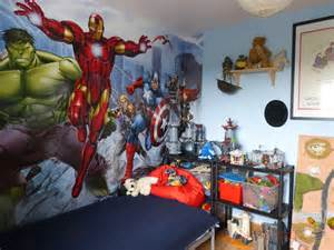 dulux marvel avengers bedroom in a box officially awesome
