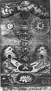 Hermetic Triumph - General Explication of the Emblem