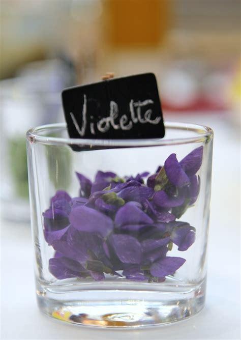 cuisine au portugal fleurs comestibles les violettes