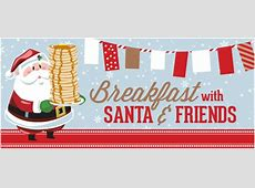 Breakfast with Santa Palisade Chamber of Commerce