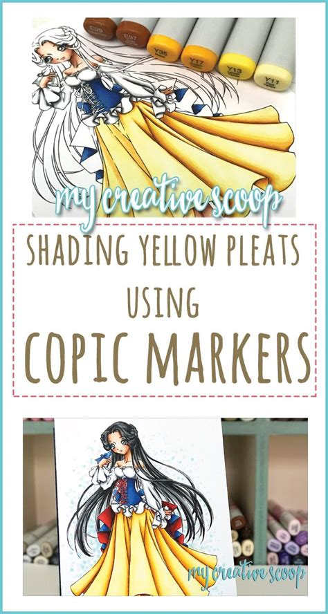 Coloring Using Copic Markers by 1864 Best Copic Marker Addiction Images On