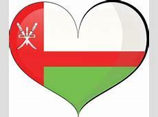 Oman Heart Flag Clipart i2Clipart Royalty Free Public