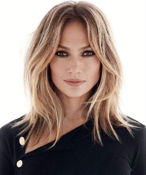 j lo hair styles shag haircut beautiful 1481