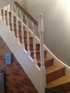 Photo Escalier Bois Et Blanc by 1000 Ideas About Peinture Escalier Bois On Pinterest